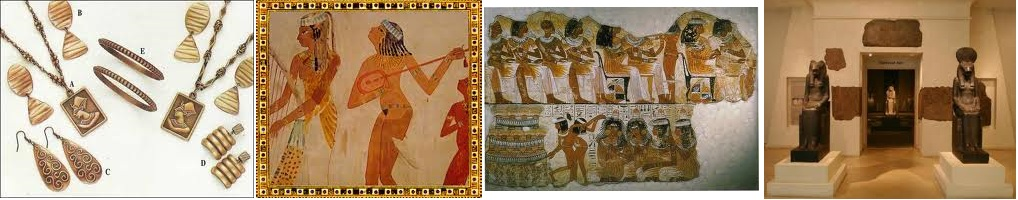 egyptian art from googles